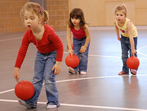 Image result for phys ed for preschool